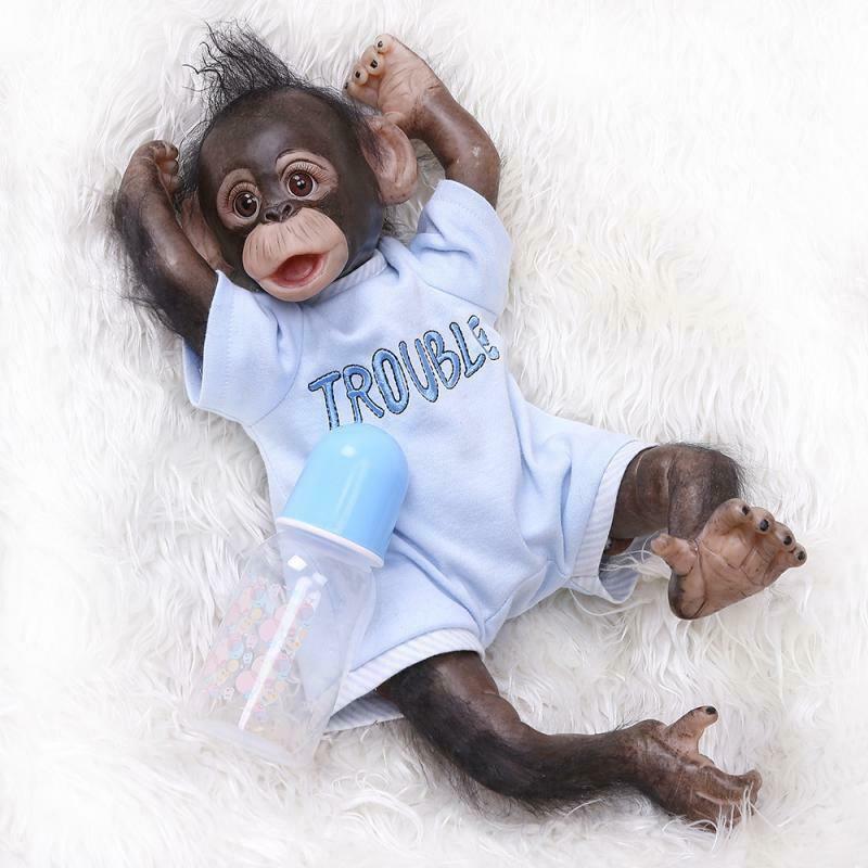 Reborn opička 21